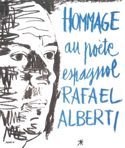 """ExiliArte"" hommage à Rafael Alberti - Toulouse"