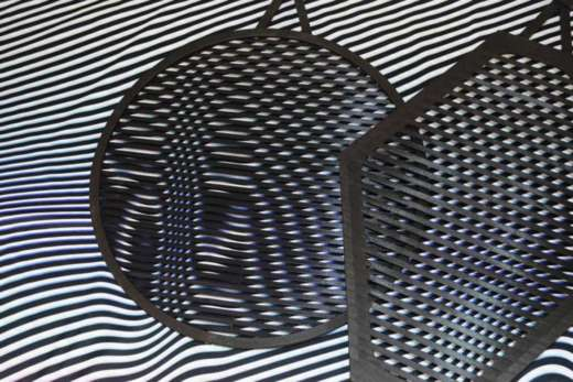 """Exposition Jean-François Scalbert """"artiste hypnotique"""" - Cugnaux Jean-François Scalbert """"art cinétique"""""""